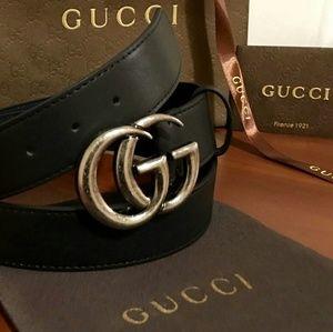 Gucci Double G Belt!!!